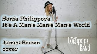 James Brown  It's A Man's Man's Man's World cover