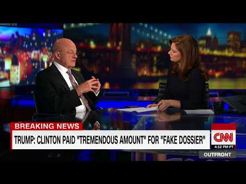James Clapper: It doesn't matter who paid for Trump dossier