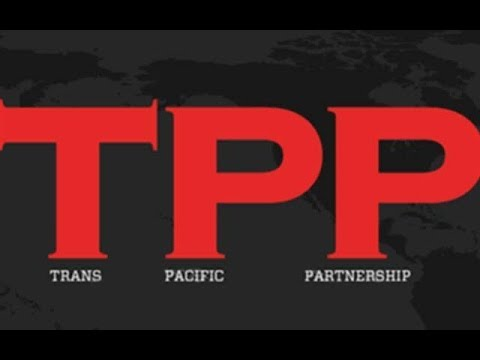 New Corporate Powers In Secret TPP Trade Deal (w/ Zach Carter)