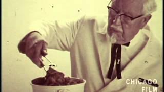 """Kentucky Fried Chicken """"Sunday Dinner"""" (1968)"""