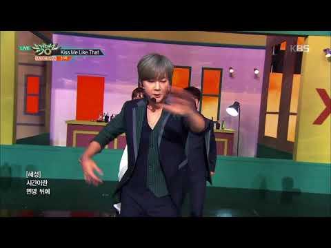 뮤직뱅크 Music Bank - Kiss Me Like That - 신화(SHINHWA).20180831