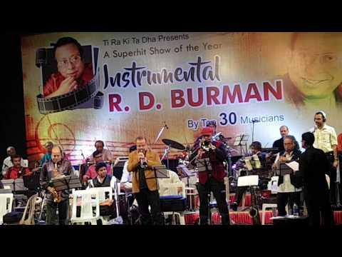 R D Burman instrumental 2017