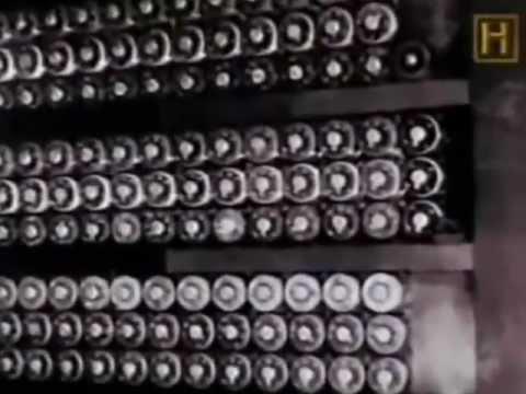 Herman Hollerith y Alan Turing