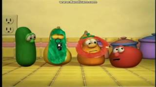 VeggieTales King George and the Ducky Countertop Scenes