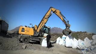 Asphalt mix project in Greenland