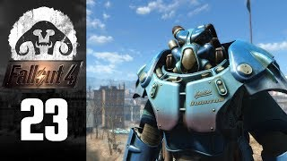 FALLOUT 4 (Chapter 5) #23 : Missile Launchers are NOT cool!