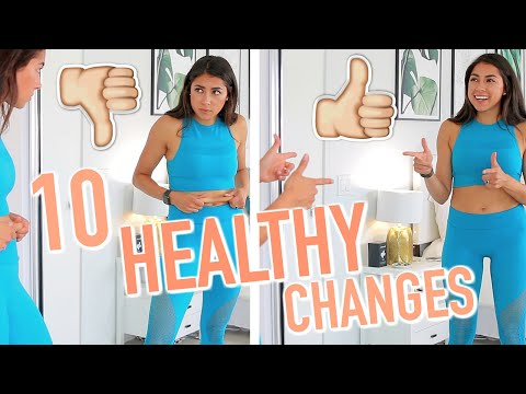 10-healthy-fitness-changes-i-made!-fitness-&-health-tips!