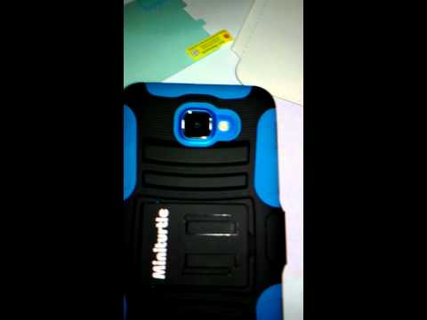 BLU Dash 5.0 MINTURTLE HYBRID PHONE CASE PT2
