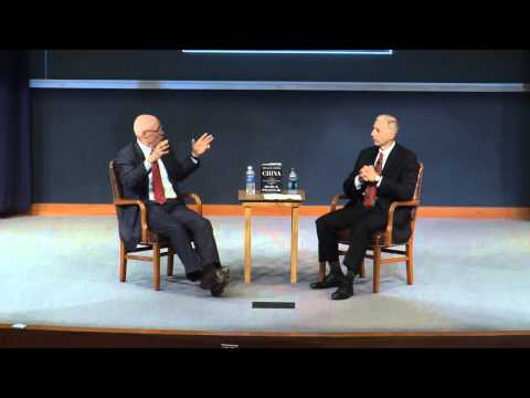 CSF 2015 | An interview with Henry M. Paulson Jr. on