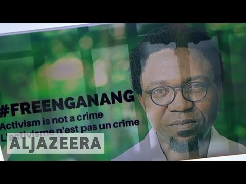 Online campaign to free journalist Patrice Nganang in Cameroon