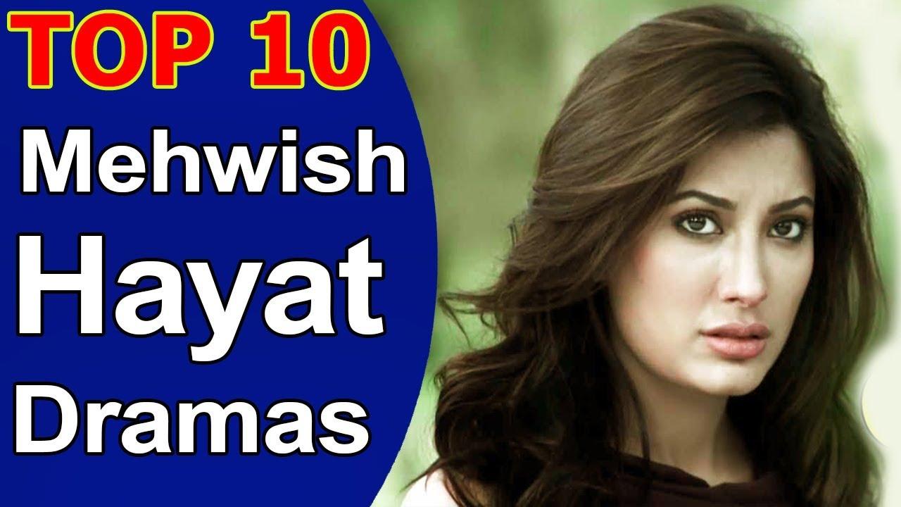 Download Top 10 Best Mehwish Hayat Dramas List