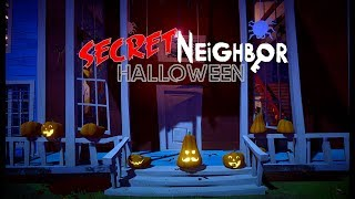 BAL KABAĞI WILSON | Secret Neighbor (MULTIPLAYER) - Pre Alpha 3