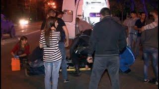 Мотоциклист и его пассажирка погибли в Хабаровске.MestoproTV