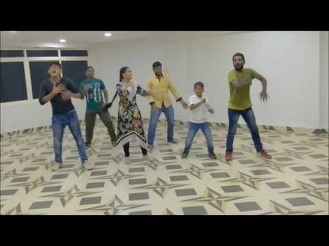 sundari from Kaidi no 150 by New rhythm Dance Studio