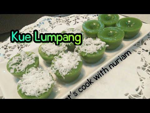 Resep Kue Lumpang Jajanan Pasar Enak