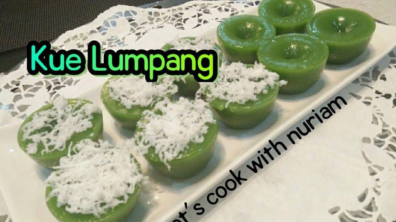 Resep Kue Lumpang Jajanan Pasar Enak Youtube