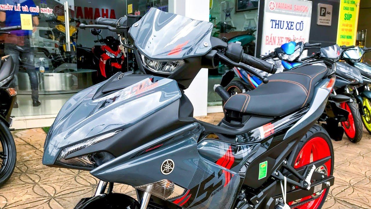 Download Giá Xe Exciter 155 Vva 2021 Xám Đen - Mâm Đỏ Cam | Exciter 155 Born To Ride Limited | Quang Ya
