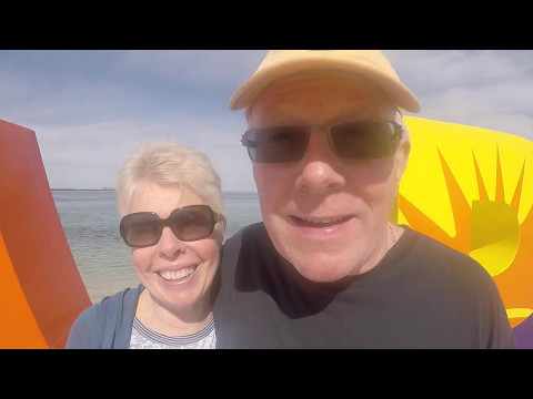 Sailing The World, San Evaristo, Ep 31, Off the Starboard Hull