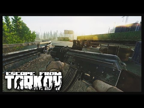 Best Beginner Guns - Escape from Tarkov
