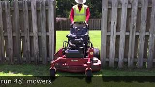 When is the best time to re fuel your equipment by Blades of Grass Lawn Care