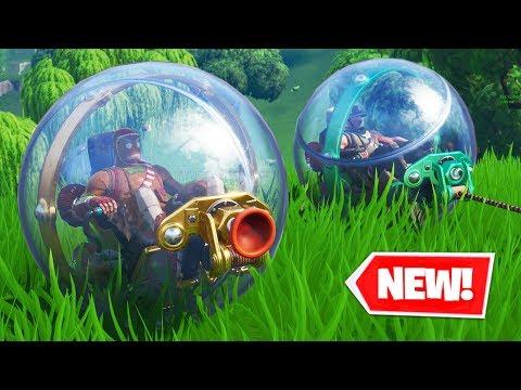 Fortnite added BALLS!