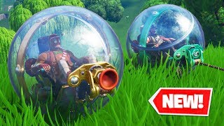 Fortnite added BALLS!