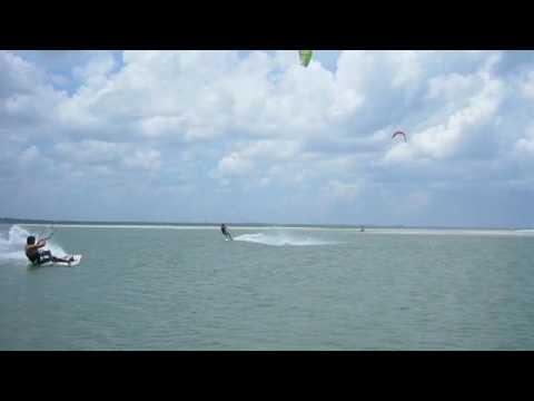 kiteboarding wilmington / wrightsville beach NC