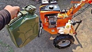 Cata benzina consuma de fapt motosapa Ruris ?!...