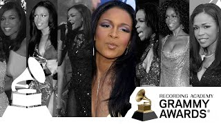 Michelle Williams at the GRAMMYs