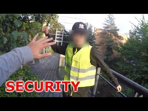PARKOUR VS SECURITY - THE REVENGE