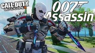 007 ASSASSIN (Black Ops 3 Funny Moments + Rage)