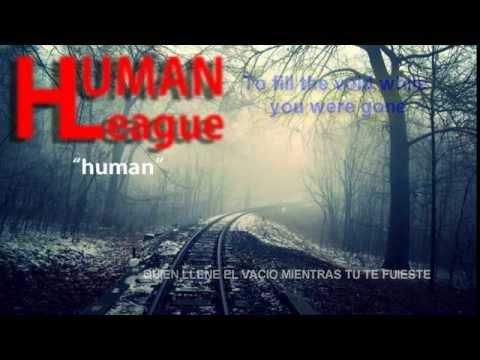 """human"" human league"