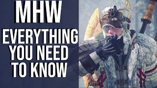Monster Hunter World: Iceborne | Everything You Need to Know