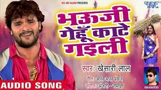 Khesari Lal Yadav 2019 का सुपरहिट चईता गीत || Bhauji Gehu Kate Gaili || Bhojpuri Song 2019