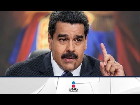 Nicolás Maduro se burla de su gente, y hace chiste homófobo | Noticias con Francisco Zea