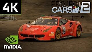 Project CARS 2 4K 60 FPS Gameplay