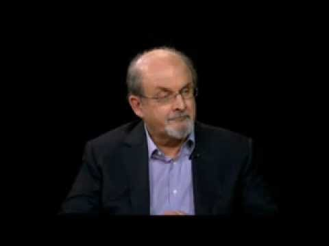 Salman Rushdie - Joseph Anton Interview 09/17/12