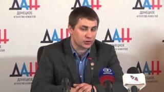 """Пресс-конференция ОО """"Молодая республика"""""""