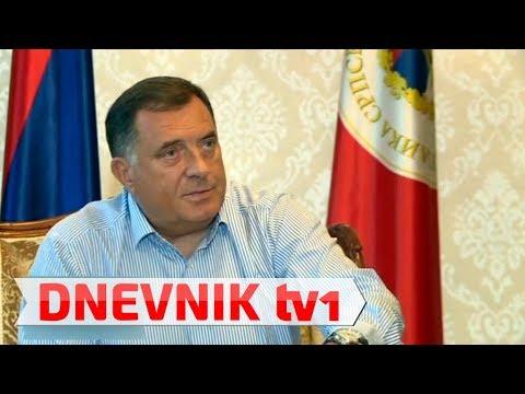 Dodik prijeti Pravdi za Davida, Davor odgovara - protesta će biti
