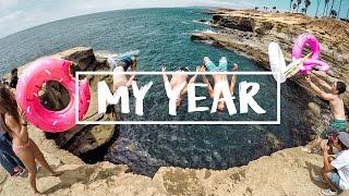 ZAY SOLIS - MY YEAR 2016!