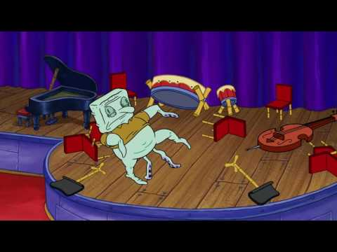 J.K. Simmons in SpongeBob Squarepants