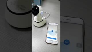 Uitleg Smart Wifi Ip Camera