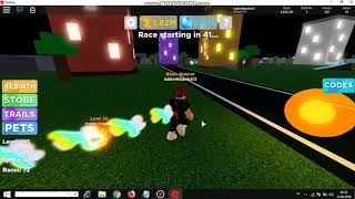 🏃 be coming to the Fastest Man Living in the World🏃 /Roblox Speed Of legends
