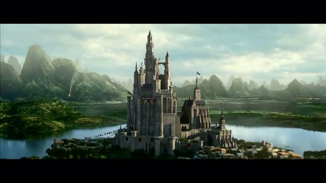 Disney Logo Maleficent 2 Variant Youtube