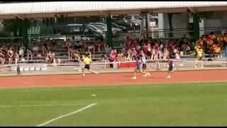 學體會 - 男子甲組400米初賽