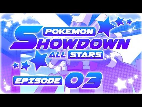 Randomized Pokemon Showdown Live! RU Showdown All Stars Episode 3: BOOMBURST