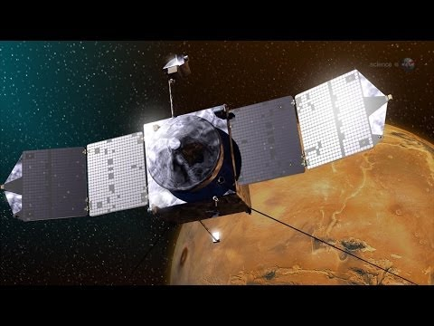 ScienceCasts: What Happened to Mars? A Planetary Mystery