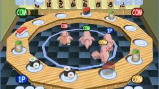 Pokemon Stadium: Sushi-go-round