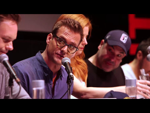 "ATX Festival Panel: ""Suits"" Script Reading (2017)"