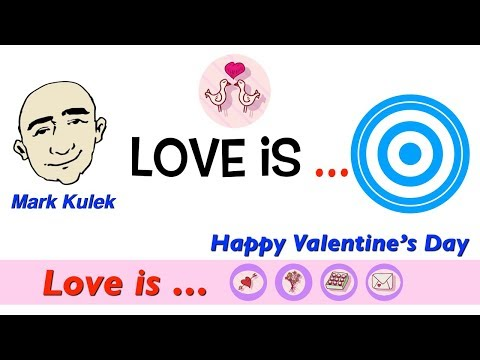 Love is Happy Valentines DayEnglish for CommunicationESL
